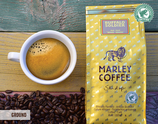 buffalo soldier marley coffee - Marley Coffee Giveaway