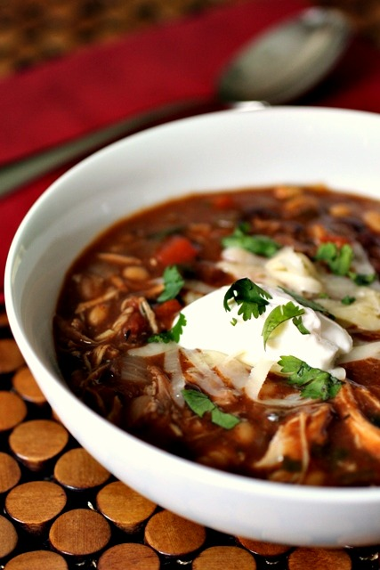 Jerk Chicken Chili