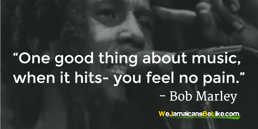 Now Hereu0027s The Great Quotes From Bob Marley