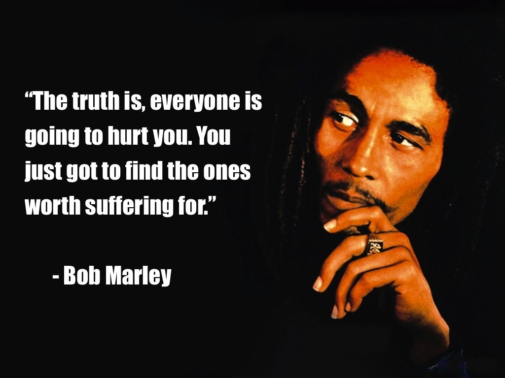 Bob Marley Quotes About Friendship 21 Amazing Bob Marley Quotes To Inspire You  Bob Rules