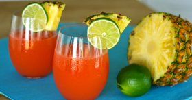authentic jamaican rum punch